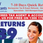 AMY Accountants – Australian Tax Refunds