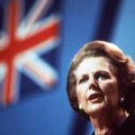 Former British Prime Minister Margaret Thatcher Dies Of Stroke