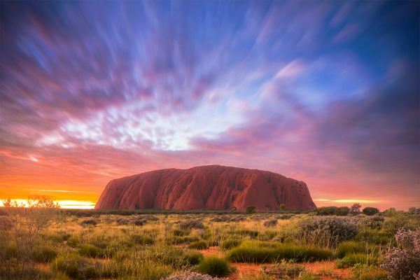 best places to visit australia in april