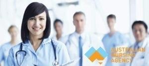 Australian Nursing Agency Banner